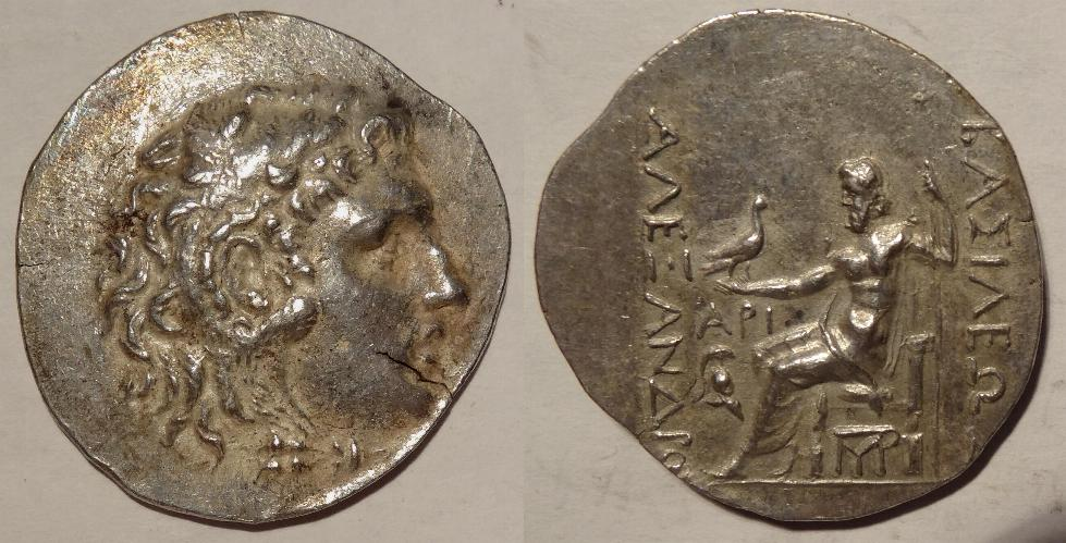 Coins: Ancient Lifetime Alexander The Great Demeter Rr Greek (450 Bc-100 Ad) Ancient Greek Silver Coin Herakles Zeus